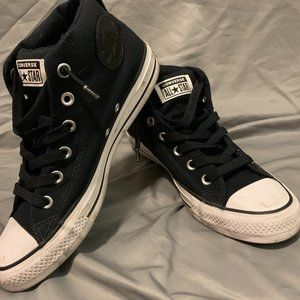 Unisex - Converse High Top Black Chuck Taylors